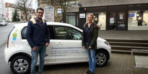 VW UP Therapiezentrum Blaßdörfer Bad Kissingen